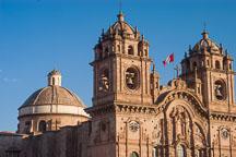 Iglesia de la Compania de Jesus. Cusco, Peru. - Photo #9302