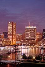 Inner harbor. Baltimore, Maryland, USA. - Photo #4002