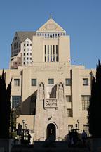 Los Angeles Central Library. Los Angeles, California, USA. - Photo #7902