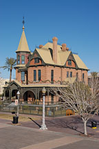 Rosson House. Phoenix, Arizona, USA - Photo #5502