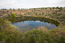 Pictures of Montezuma Well