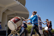 Pictures of Taiko Drummers