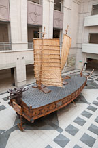 Kobukson (Turtle Ship). War Memorial of Korea. - Photo #20811