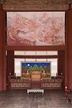 Sajeongjeon Hall was the main executive office of th king. Gyeongbok Palace, Seoul, South Korea. - Photo #20981