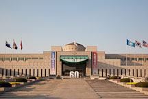 The War Memorial of Korea is located in Yongsan, Seoul, South Korea. The memorial and museum educate visitors about the many wars in which Korea has fought. - Photo #20845