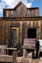 Abandoned store. Goldfield, Phoenix, Arizona, USA. - Photo #5522