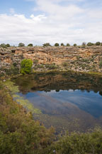 Montezuma Well. Arizona. - Photo #17722