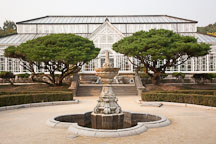 This botanical garden was built on the grounds of Cheonggyeong Palace in Seoul, South Korea. It was completed in 1909. - Photo #21322