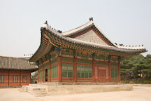 Deokhongjeon Hall at Deoksugung Palace. - Photo #21242