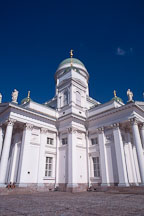 Cathedral (Tuomiokirkko). St. Nicholas' Church. Helsinki, Finland. - Photo #423