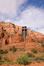 Chapel of the Holy Cross. Sedona, Arizona. - Photo #17823