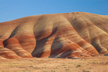 Painted Hills at John Day Fossil Beds. - Photo #27623