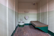 Alcatraz isolation cell. - Photo #22141