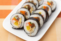 Gimbap. - Photo #22199