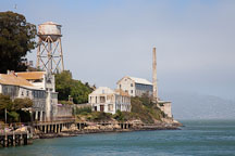 Northern side of Alcatraz Island. - Photo #22118
