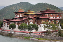 Pictures of Punakha Dzong