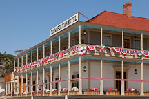 Cosmopolitan Hotel in Heritage Park. San Diego. - Photo #26325