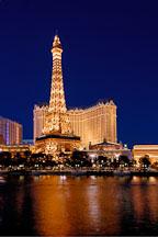 Paris Las Vegas hotel. Las Vegas, Nevada, USA. - Photo #13325