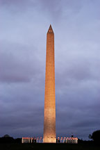 Washington Monument. Washington, D.C., USA. - Photo #10925