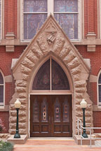 First Baptist Church of Dallas. - Photo #24967