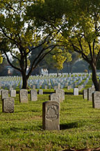 Los Angeles National Cemetery. Los Angeles, California. - Photo #3326