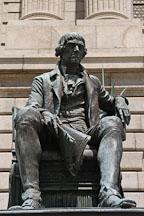 Thomas Jefferson (1743-1826). Cleveland, Ohio, USA. - Photo #4126