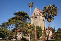 Tower Hall is a historic landmark on the San Jose State University campus. - Photo #25741