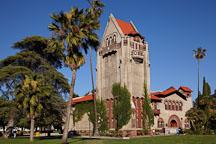 Tower Hall at San Jose State University. - Photo #25730