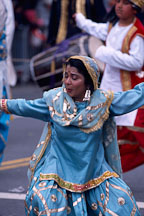 Carnaval's grand parade. San Francisco. - Photo #1127