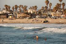 Ocean beach. San Diego. - Photo #26163