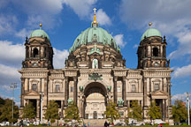 Berlin Cathedral. - Photo #30628