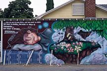 Graffiti. Los Angeles, California, USA. - Photo #28