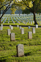 Los Angeles National Cemetery. Los Angeles, California. - Photo #3328