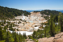 Bumpass Hell. Lassen NP, California. - Photo #27102