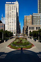 Millenium Park. Chicago, Illinois, USA. - Photo #10429