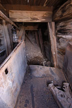 Mineshaft. Goldfield, Phoenix, Arizona, USA. - Photo #5529