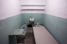 Alcatraz prison cell. - Photo #28905