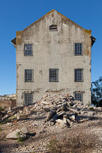 Storehouse. Alcatraz island, California. - Photo #28892