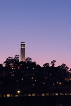 Coit Tower. San Francisco, California. - Photo #2000