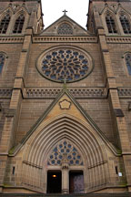 St. Mary's Cathedral, Sydney, Australia. - Photo #1420