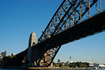 Sydney Harbour Bridge. Sydney, Australia. - Photo #1656