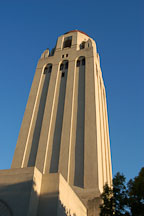 Hoover Tower, Stanford, California. - Photo #1356