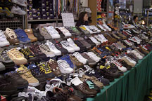 Shoes for sale. Paddy's market. Sydney, Australia. - Photo #1490