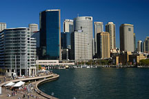 Sydney Cove and Circular Quay. Sydney, Australia. - Photo #1414