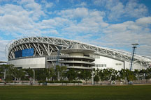 Sydney Olympic Stadium (Stadium Australia). - Photo #1458