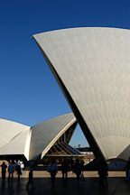 Sydney opera house, New South Wales, Australia. - Photo #1398