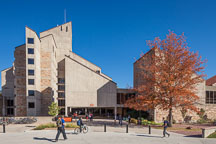 Engineering Center at University of Colorado Boulder. - Photo #33103