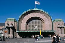 The Railway Station. Helsinki, Finland - Photo #403