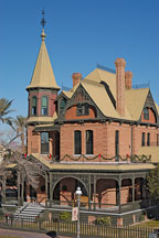 Rosson House. Heritage square. Phoenix, Arizona, USA - Photo #5503