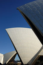 Shells of the Sydney opera house, New South Wales, Australia. - Photo #1403